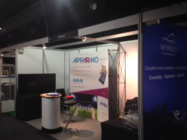 Apparmo Stand 1